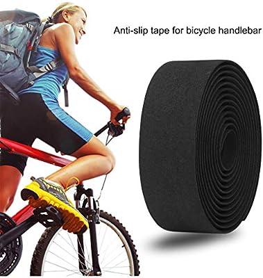 Bicycle Handlebar Wrap Vibration Absorbing Handlebar Tape Grip Anti-Slip Cycling