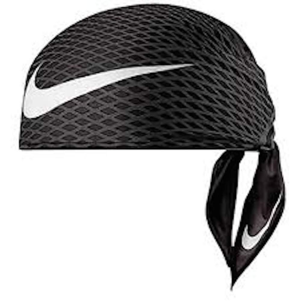 Nike Vaporバンダナブラックグレー   B01MTCVI8S