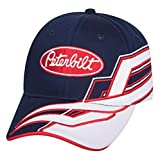 Peterbilt Motors Trucks Red, White & Blue Motion Cap/Hat