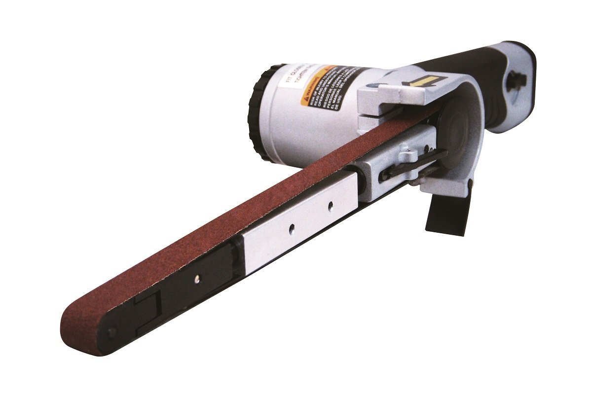 Astro 3037 1 2 Inch x 18 Inch Air Belt Sander with Belts