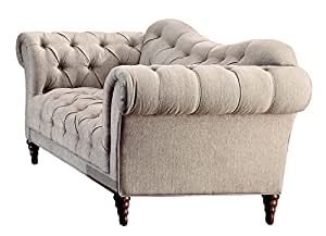 Homelegance Chesterfield Traditional Style