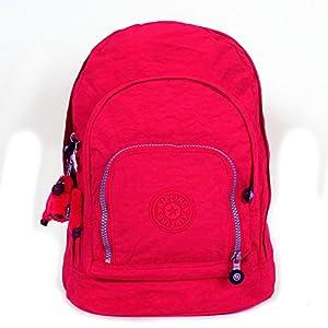 Kipling Harper Backpack in Vibrant Pink