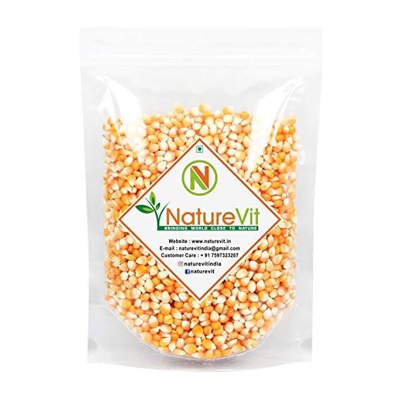 Nature Vit Popcorn Kernel Seeds -900 g