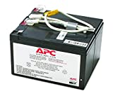 APC UPS Battery Replacement for APC Smart-UPS Model SU700, SU700BX120, SU700NET and Select Others (RBC5)