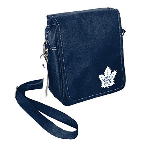 Ribbon Maple - NHL Toronto Maple Leafs Ribbon Satchel Purse