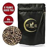 100% Natural – 6 Years Ripened Puerh Tea Loose Leaf (33Cups)- Royal Court Shou Pu erh Black Tea – Weight Loss Puerh Tea-Detox Tea, Slimming Tea-ANTI-OXIDANTS RICH- 100g/3.5oz Review