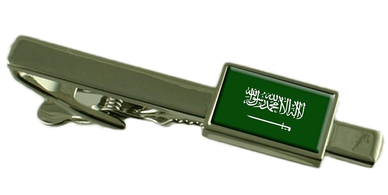 Arabia Saudita - Bar con clip de corbata seleccionar regalos bolsa