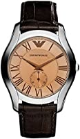 Emporio Armani unisex quartz watch