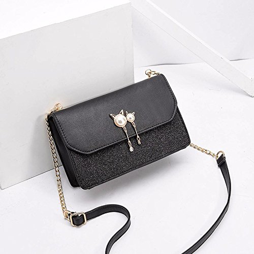 Zhangjia Fairy Female Tide Single Pink Bag Shoulder Simple Girl Bag Small Navy Summer UBSHrUx