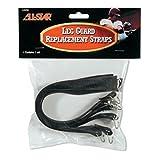 Baseball/Softball Catcher Leg Guard Replacement Straps (Pack of 6)