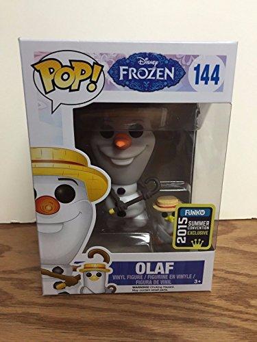 Olaf #144 Disney FROZEN 2015 Summer Convention Exclusive Funko Pop Vinyl Figure