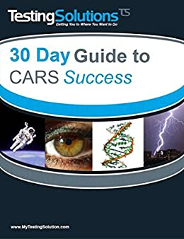 Amazon com: Testing Solutions' 30 Day Guide to MCAT CARS