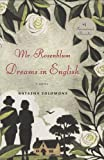 Mr. Rosenblum Dreams in English, Natasha Solomons, 0316077585