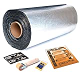 GTMAT 50 sqft Automotive Sound Deadener 80mil ULTRA - Noise Killer Installation Kit Includes: 50ft...
