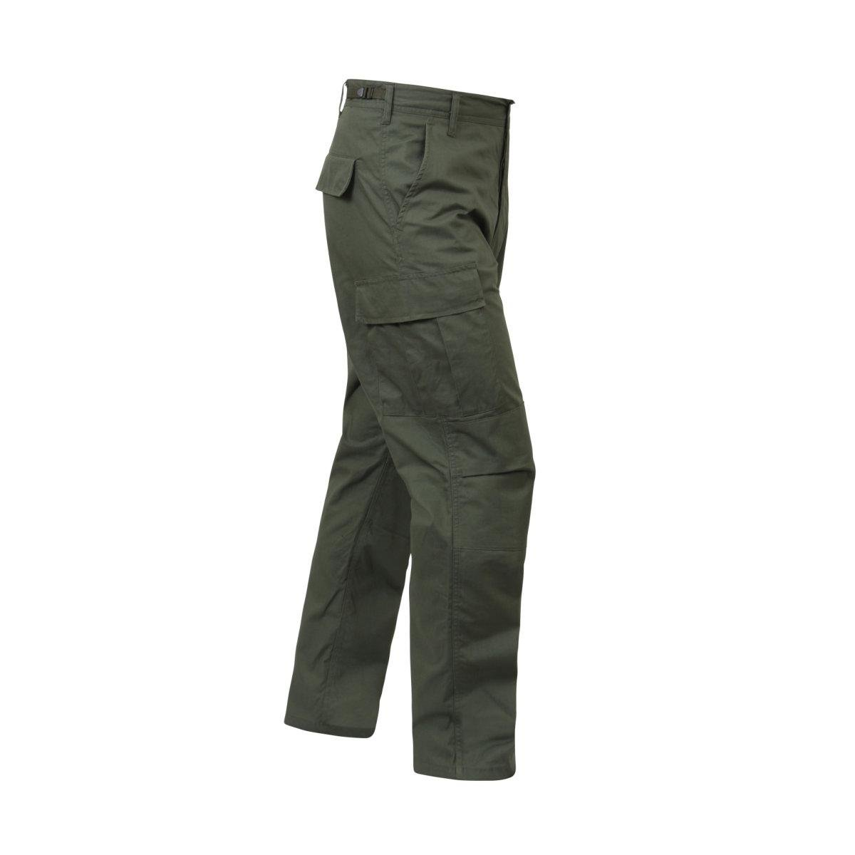 Rothco BDU R/S Short Length Pants Pro-Motion Distributing - Direct 613902595736