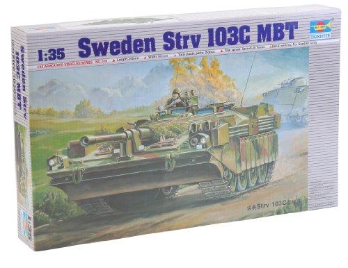 Trumpeter 1/35 Swedish Strv 103C Main Battle Tank ()