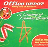 Various Artists - Office Depot: A Century of Holiday Songs - Cd, 1999