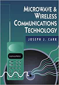 Amazon Com Microwave And Wireless Communications border=