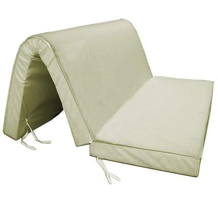 Colchón Sofá cama 120 x 190 H10 prontoletto con doblar su ...