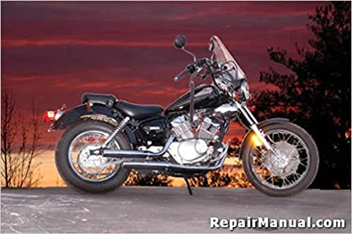 CPP-116 Yamaha Virago XV250 Motorcycle Online Cyclepedia ... on