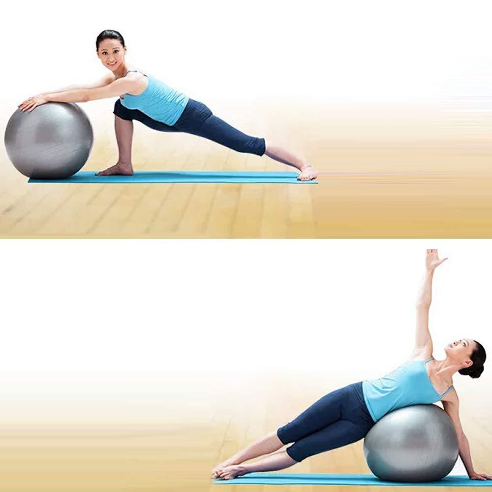 MFHSB - Pelotas de Ejercicio para Yoga, Pilates, Fitness, Trabajo ...