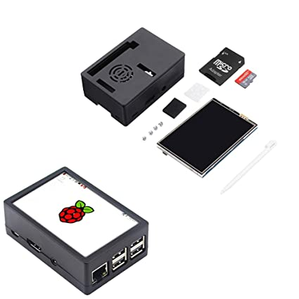 Kungfu Mall TFT - Pantalla táctil para Raspberry Pi (3,5