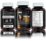 CLINICAL DAILY COMPLETE Whole Food Multivitamin Supplement, Women & Men. 120 Liquid Capsules = Complete Liquid Absorption! 42 Superfood Fruits Vegetables Blend - 360 Life Health, Young Adult to Senior