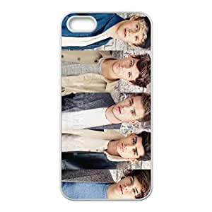 Customize One Direction Zayn Malik Liam Payn Niall Horan Louis Tomlinson Harry Styles Case for iphone5 5S JN5S-2243