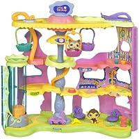 Hasbro Littlest Pet Shop Round & Round Pet Town
