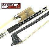 D Z Strad Carbon Fiber Model M4 Violin Bow Full Size 4/4