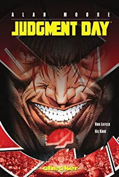 Judgment Day (Graphic Novel) by [Moore, Alan]