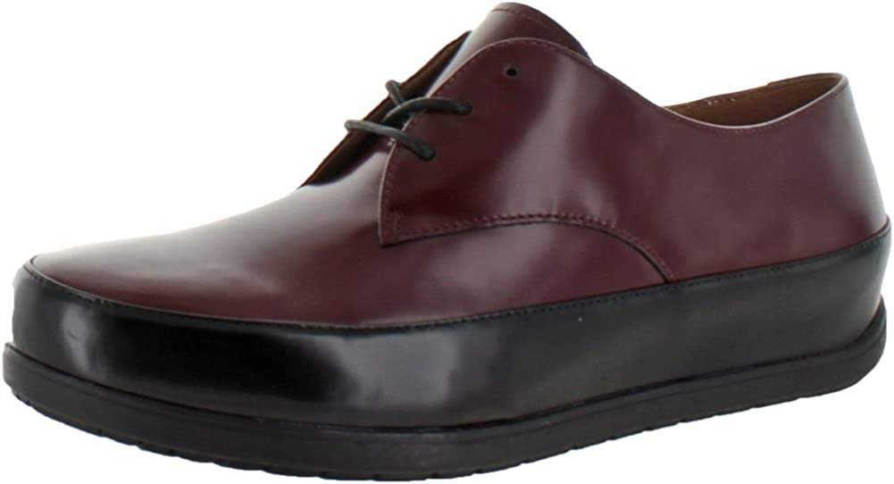 FitFlop Womens Beau Derby Lace Up