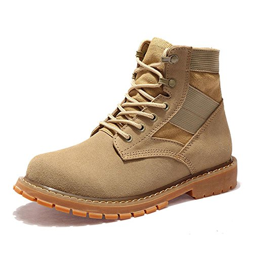 Idea Frames Men's Ankle Tactical Boots Fashion Sneakers
