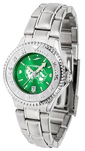 Linkswalker Utah Valley Wolverines Ladies' Competitor Steel Anochrome Watch