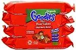 Organix Organic Goodies Rice Cakes Re...