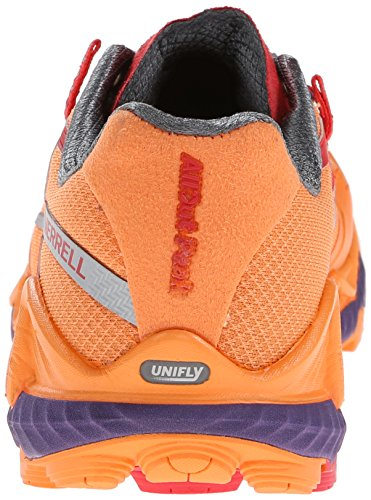 Out Zapatillas Peak Mujer De All Running Merrell Morado SZn6wPx