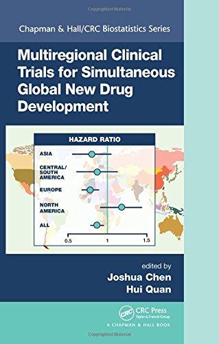 Multiregional Clinical Trials For Simultaneous Global New Drug Development  Chapman   Hall Crc Biostatistics Series