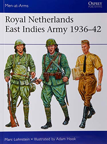 Royal Netherlands East Indies Army 1936-42 (Men-at-Arms) ()