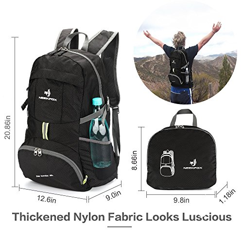 NEEKFOX Lightweight Packable Travel Hiking Back...