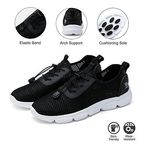 Trail Black ete Chaussures Homme Running Compétition Basses Baskets qEUdE7
