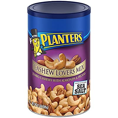 Planters Jambo Cashew Lovers Mix, 21 Ounce
