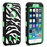 iPhone 6s Plus Case, iPhone 6 Plus Case, Pasonomi® Hybrid High Impact Shockproof