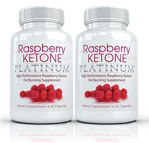 Raspberry Ketone Platinum Bottles Supplement
