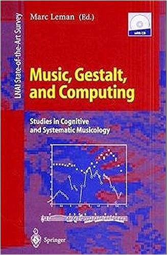 Téléchargement gratuit de livres torrent Music, Gestalt, and