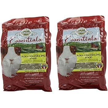 Oxbow Essentials Cavy Cuisine - Adult Guinea Pig uYecfB, 20 lb