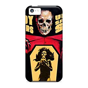 Shockproof Hard Cell-phone Case For Iphone 5c With Allow Personal Design Attractive Avenged Sevenfold Skin CharlesPoirier