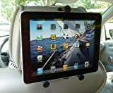 Gripdaddy v2HDR iPad Headrest Mount