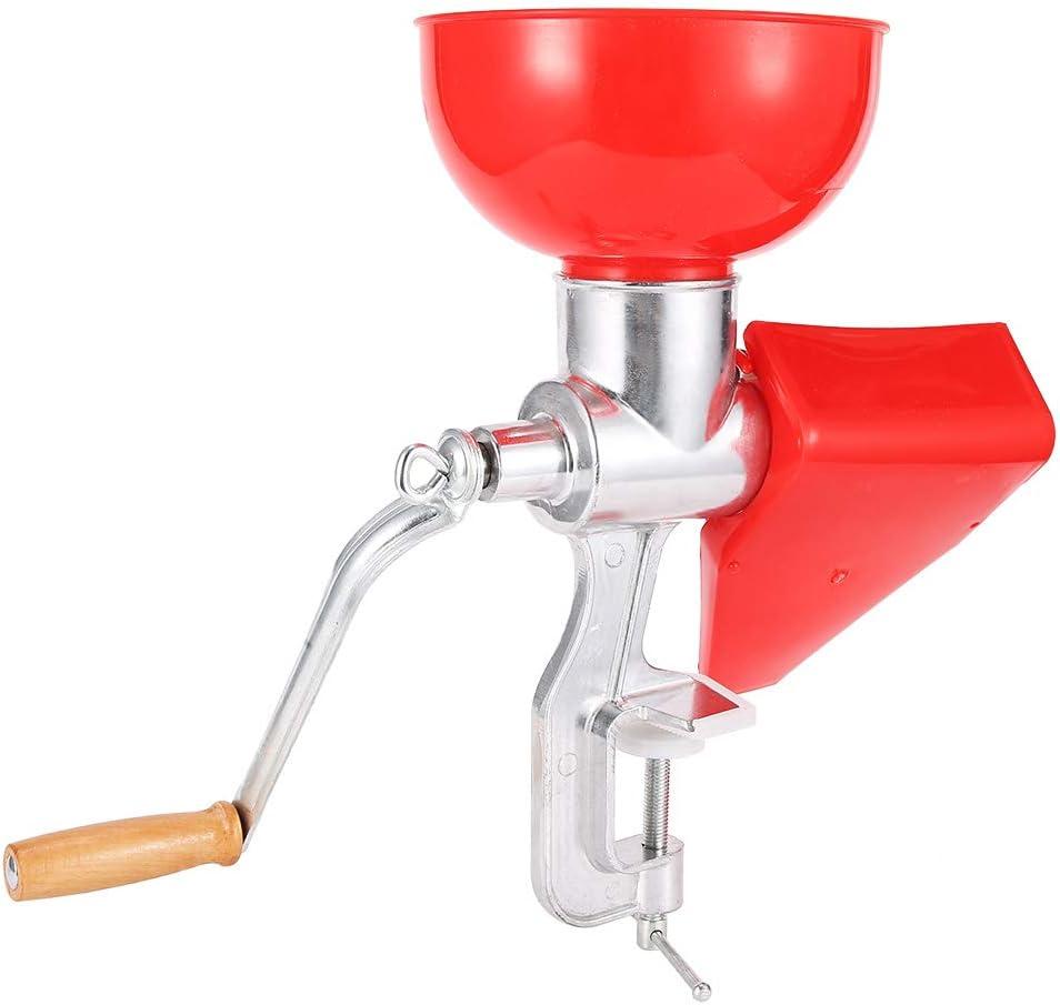 Fruit Scratter Pulper Juicer Grinder Manual Juicer, Thick Juicer Machine, Manual Lemon Squeezer Lemon Tomato for Vegetables for Fruit