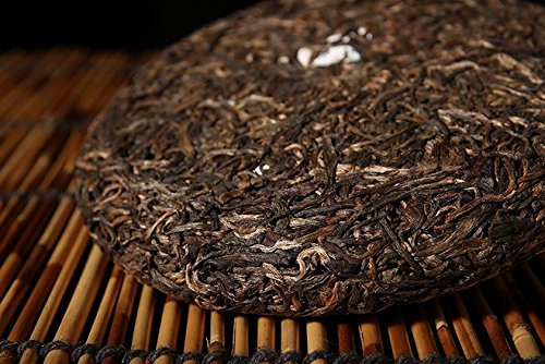 Dian Mai Classical collection 2005 unknown spring tea puer tea 12 years Kunming dry storage 200 gram tea5 cake Total 1000G经典收藏2005年无名春尖普洱老生茶 12年昆明干仓200克5饼 共1000G by Dian Mai 滇迈 (Image #3)