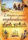 L'HISTOIRE DES EXPLORATIONS par Collectif